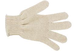 Перчатки х/б без ПВХ покрытия